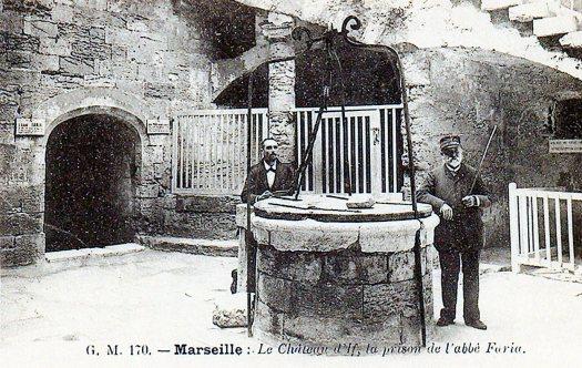 Chateau_d'If_-_la_prison_de_l'Abbé_Faria_-_Marseille_(1927)