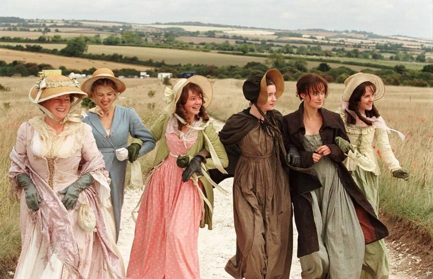 Signora-Bennet-sorelle-Bennet-Orgoglio-e-Pregiudizio